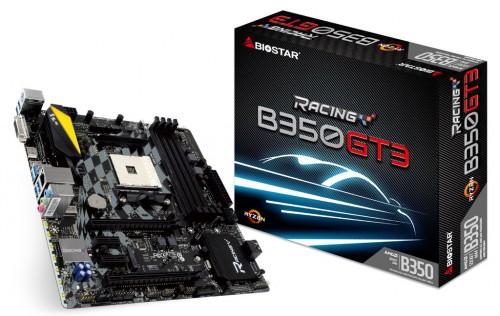 Biostar stellt die neuen Racing-Mainboards der AM4-Plattform vor