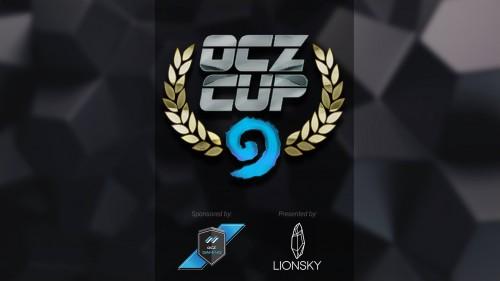 Bild: OCZ Cup: Heartstone Open Cup und Verlosung
