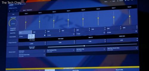AMD Ryzen Master: OC-Tool für bis zu 6,375 GHz