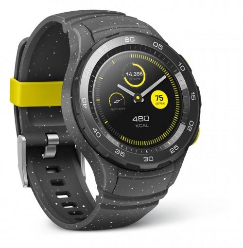 Huawei Watch 2: SmartWatch mit bis zu 21 Tagen Akkulaufzeit
