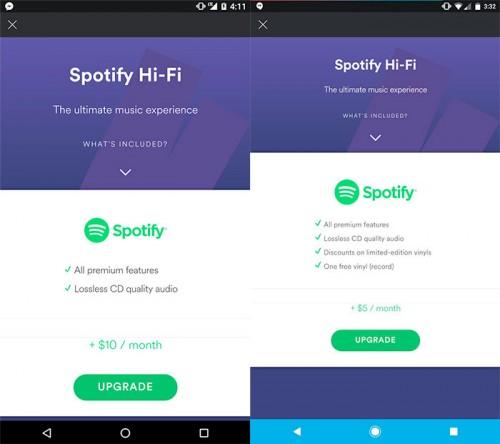 Spotify Hi-Fi: Premium-Qualität mit Lossless-Audio-Codecs?