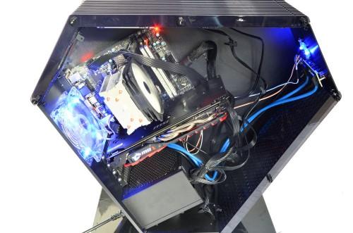 computer ist laut