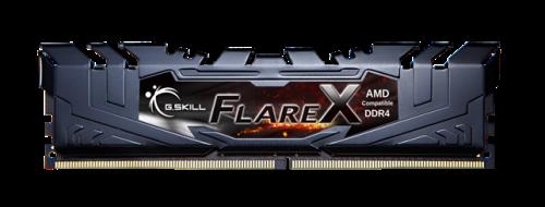 G.Skill Flare-X und Fortis DDR4. Höherer RAM-Takt für Ryzen