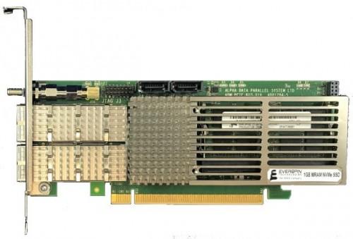 Everspin stellt erste SSDs mit MRAM-Speicher vor