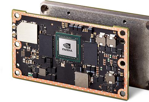 Jetson TX2: Nvidia überarbeitet Rechner in Kreditkartengröße