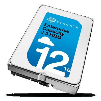Seagate: 12-TB-HDDs in Q2 2017