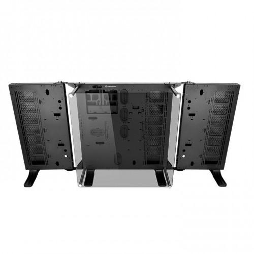 Thermaltake Core P7: Offenes Wand- und Showgehäuse mit drei Modulen