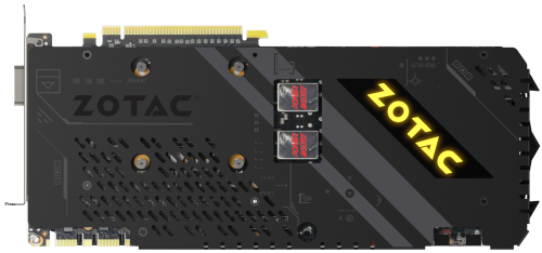 Bild: Taktratren der Zotac GTX 1080 Ti AMP! Extreme - Gewinnt Zotac den Taktpoker?