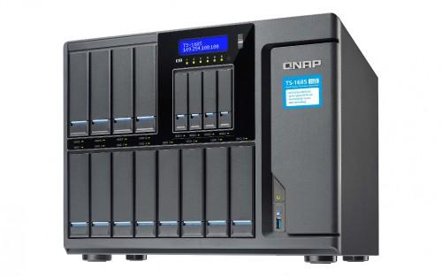 QNAP TS-1685 ein neues NAS der Unternehmensklasse