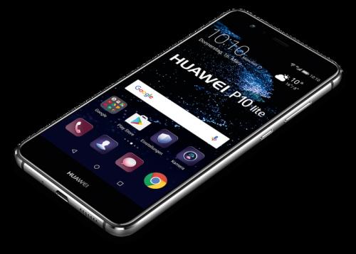 Huawei P10 Lite: Mittelklasse-Smartphone für 350 Euro