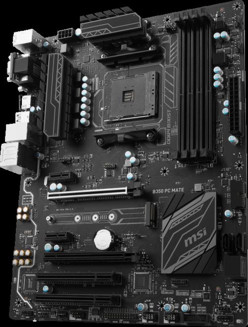 Bild: MSI präsentiert sieben AM4-Mainboards mit exklusiver BIOS-Funktion