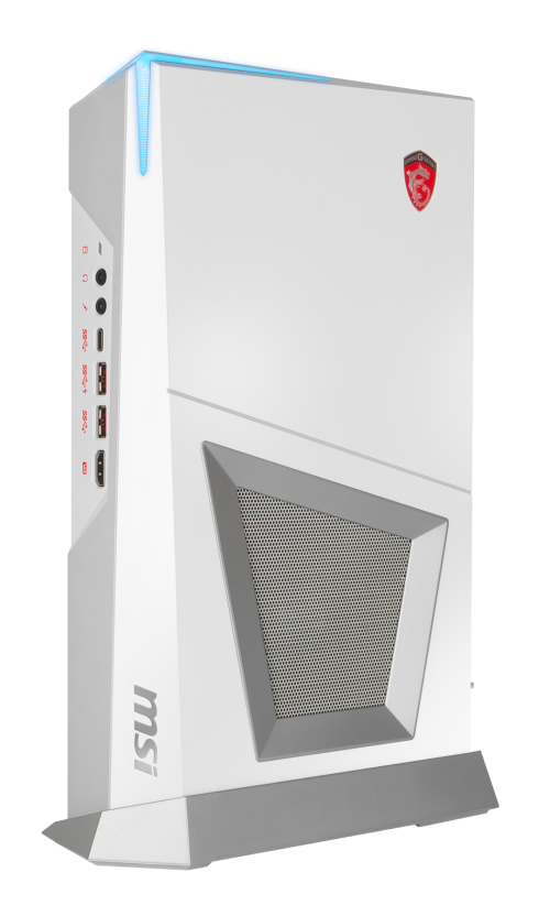 Bild: MSI Trident 3 Arctic: Gaming-PC im 4,7 Liter-Gehäuse