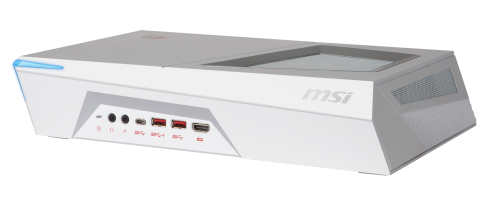 MSI Trident 3 Arctic: Gaming-PC im 4,7 Liter-Gehäuse