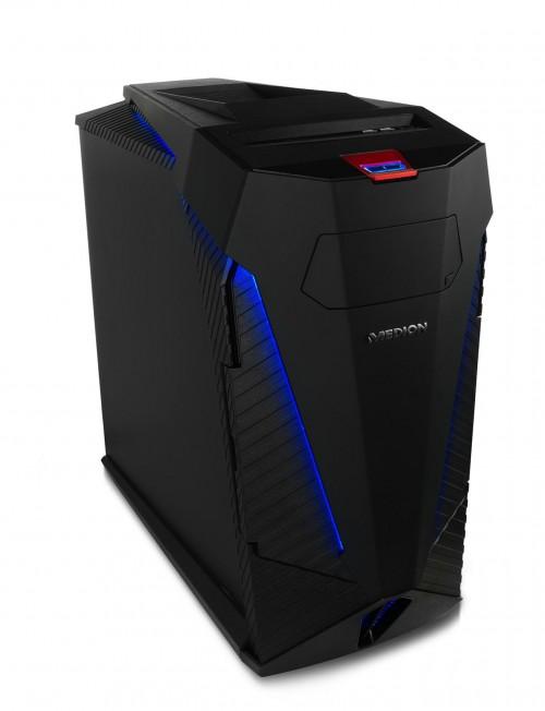 Medion ERAZER: Gaming-PCs mit Ryzen-CPU