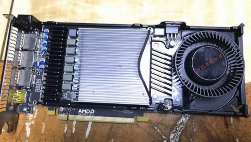 AMD Radeon RX 570 und RX 580: Fotos der Grafikkarten geleakt