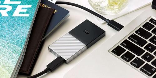 MyPassport SSD: Western Digital stellt externe SSDs mit USB-Typ-C vor