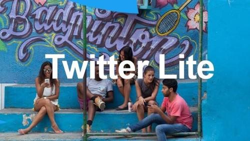 Twitter Lite: Neue App soll Datenvolumen schonen