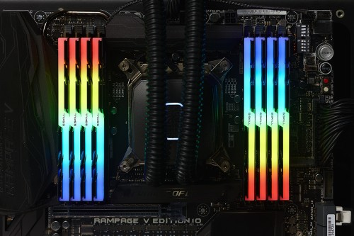 G.SKILL Trident Z RGB: Neue DDR4-Kits mit bis zu 128 Gigabyte vorgestellt
