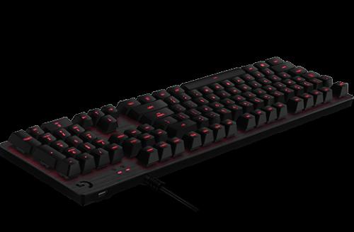 Logitech G413: Mechanische Tastatur im Aluminiumgehäuse