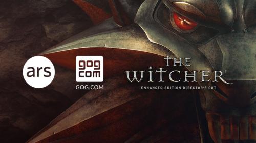The Witcher: Enhanced Edition von GOG und Ars kostenlos