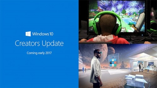 Microsoft warnt vor manueller Installation des Creators-Updates