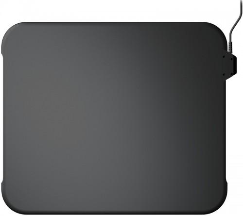 SteelSeries präsentiert QcK Prism Mousepad mit 360° RGB-Beleuchtung