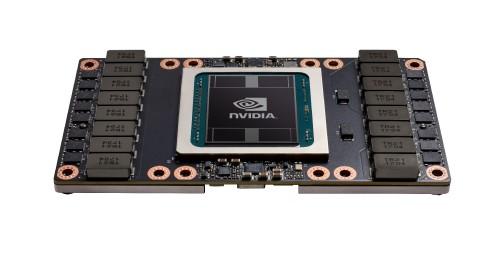 Nvidia Tesla V100: 120 TFLOPs mit 5376 CUDA-Kernen