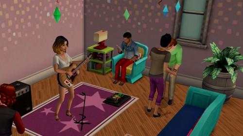 Die Sims Mobile: Virtuelles Leben bald für iOS und Android