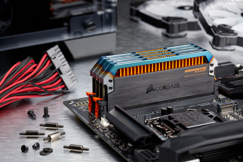 Corsair Dominator Platinum Spezial-Torque-Edition: DDR4-RAM für den Hot Rod