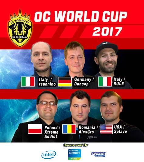G.SKILL OC World Cup auf der Computex
