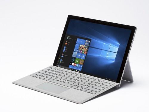 Microsoft Surface Pro mit Kaby-Lake-CPU angekündigt