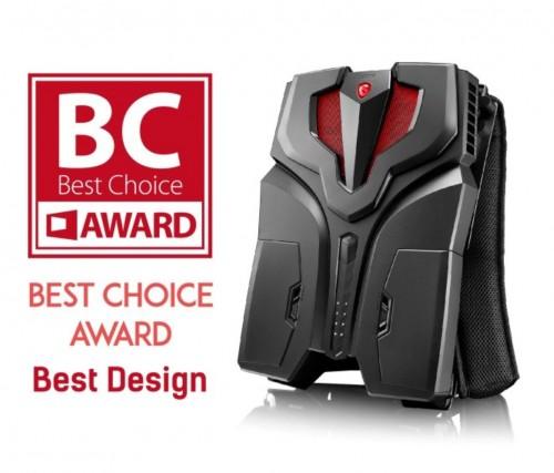 """MSI: Drei Produkte mit """"Computex Best Choice""""-Auszeichnung prämiert"""