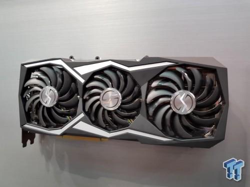 Bild: MSI GeForce GTX 1080 Ti LIGHTNING Z: Die ersten Bilder und Taktraten