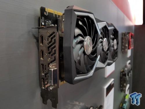 MSI GeForce GTX 1080 Ti LIGHTNING Z: Die ersten Bilder und Taktraten