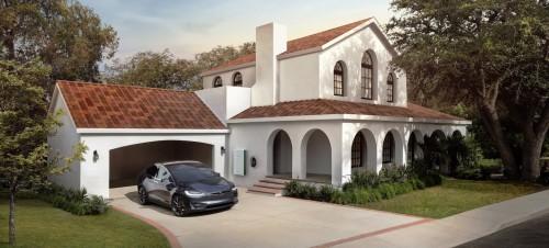 Tesla: Solardach bereits bis 2018 ausverkauft