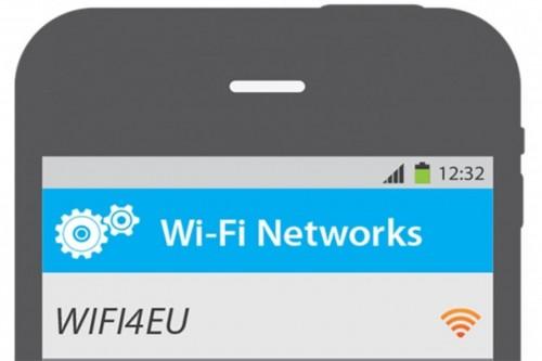 Wifi4EU: Bis zu 8.000 kostenloses WLAN-Hotspots sollen errichtet werden