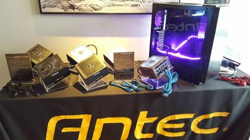 Antec HCG Pro Gold Series: Neue Netzteile mit bis zu 1000 Watt