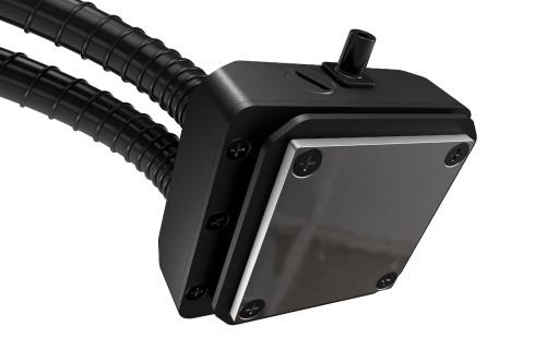 be quiet! Silent Loop 360mm: AiO-Wasserkühlung mit drei Lüftern
