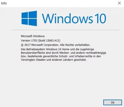 Microsoft streicht Support für erste Windows-10-Version