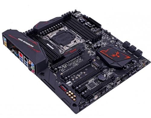 Colorful stellt iGame X299 Vulcan X Mainboard in zwei Farben vor