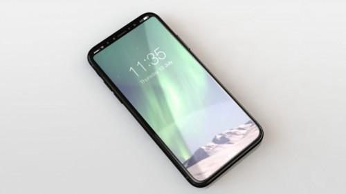 Apple iPhone 8: Renderbild präsentiert das Smartphone ohne Home-Button
