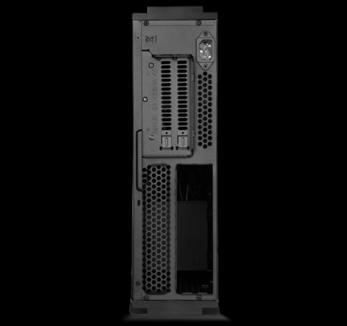 SilverStone Raven RVZ03: SFF-Gehäuse mit RGB-Beleuchtung