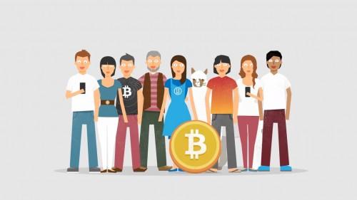 Bitcoin-Kurs zeitweise bei über 16000 Euro