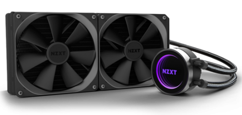Bild: NZXT Kraken mit AMD Threadripper kompatibel