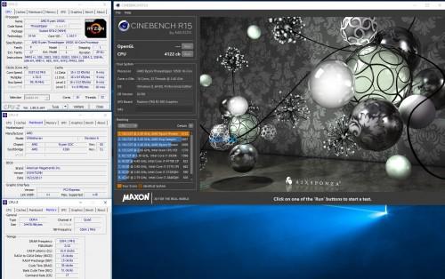 AMD Threadripper auf fast 5,2 GHz übertaktet