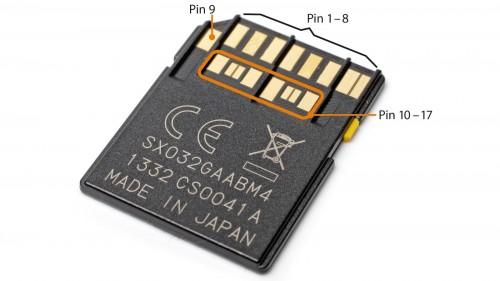 SD-Karten mit PCIe-NVMe-Standard angekündigt