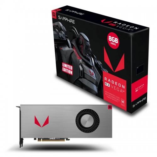 Sapphire zum Start mit drei Vega-64-VGAs