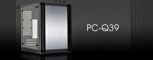 Lian Li PC-Q39: Mini-ITX-Tower mit gehärtetem Glas