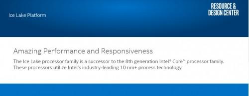 Intel: Core-i-9000-Generation wird Ice Lake genannt