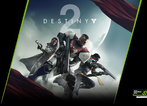 Nvidia: Neue Bundles mit GeForce GTX 1080 und Destiny 2